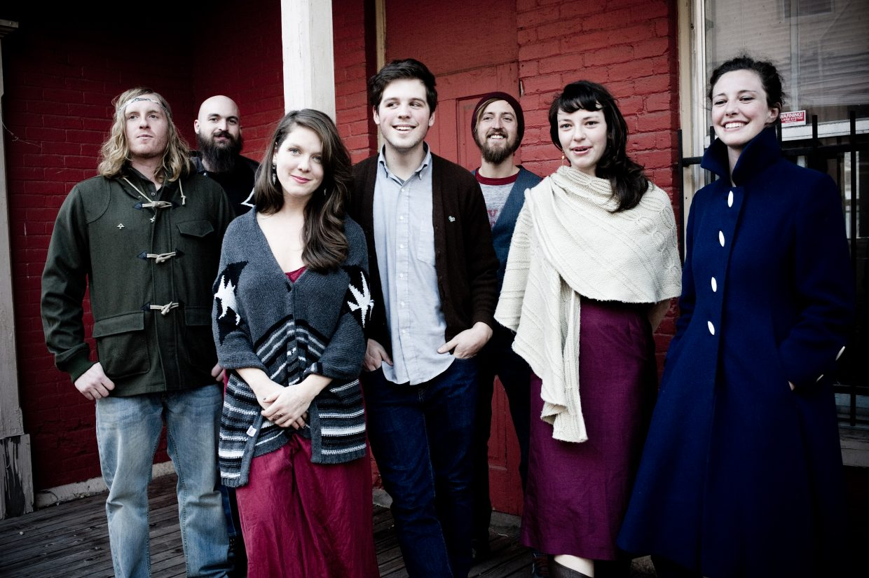 Popular Denver band Paper Bird plays Strings Music Festival on Saturday. Tickets still are available for $26.