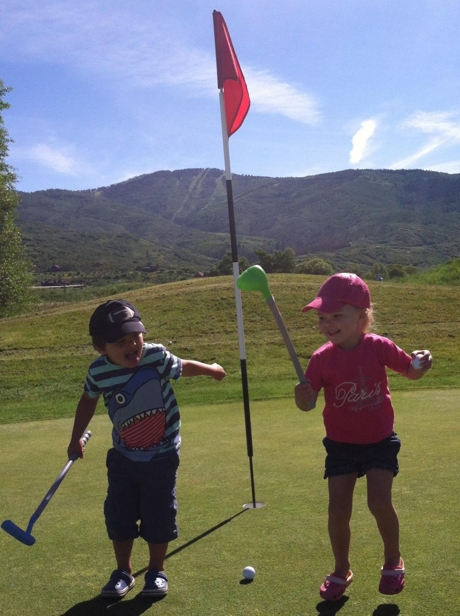 The future of golf at Haymaker. Submitted by: Michael Kelly