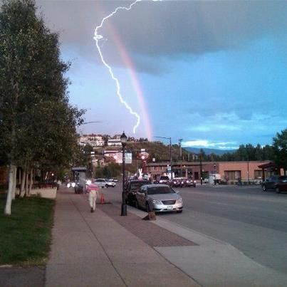 Rainbolt! Submitted by: Zac Barbiasz
