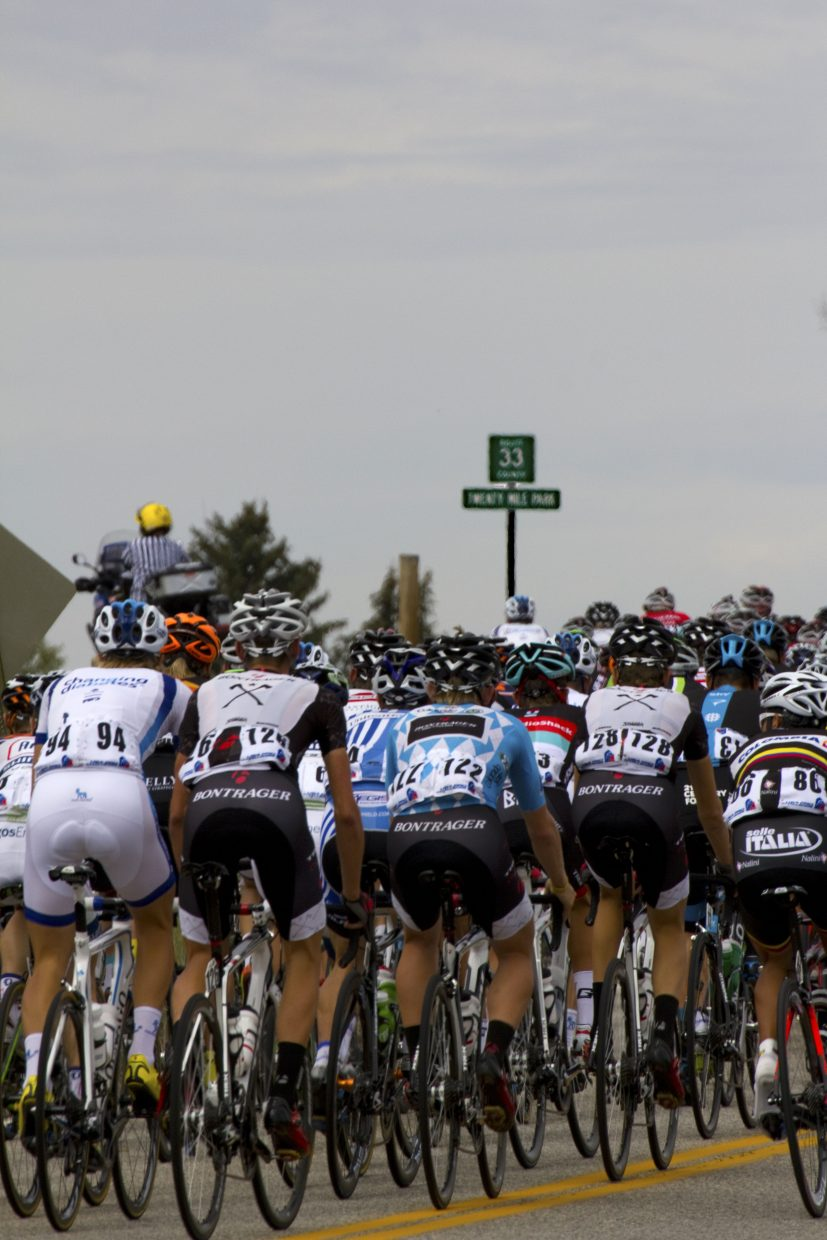 USA Pro Challenge on Thursday. Submitted by: Dan Tullos