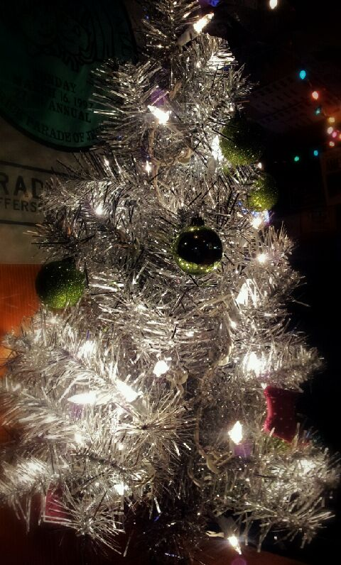 Christmas tree. Submitted by: Matthew Grasse
