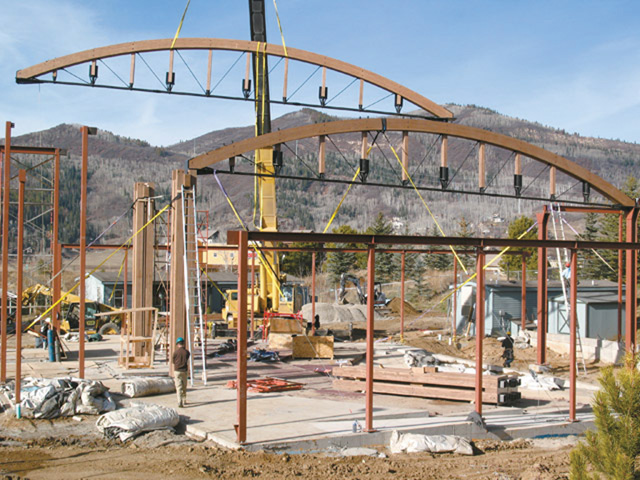 Strings in the Mountains started construction on its new permanent home, the Strings Pavilion. The summer music series made it through its 20th year in style with performances by the likes of Kris Kristofferson and Eddie Daniels.