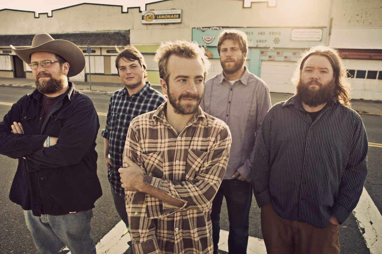 Trampled by Turtles, a bluegrass and indie-folk band from Minnesota, plays the Steamboat Free Summer Concert Series on Friday night. Gates open at 5 p.m., and LIFT-UP of Routt County will be collecting food donations at the entrance. Boulder's Holden Young Trio will open at about 6 p.m.