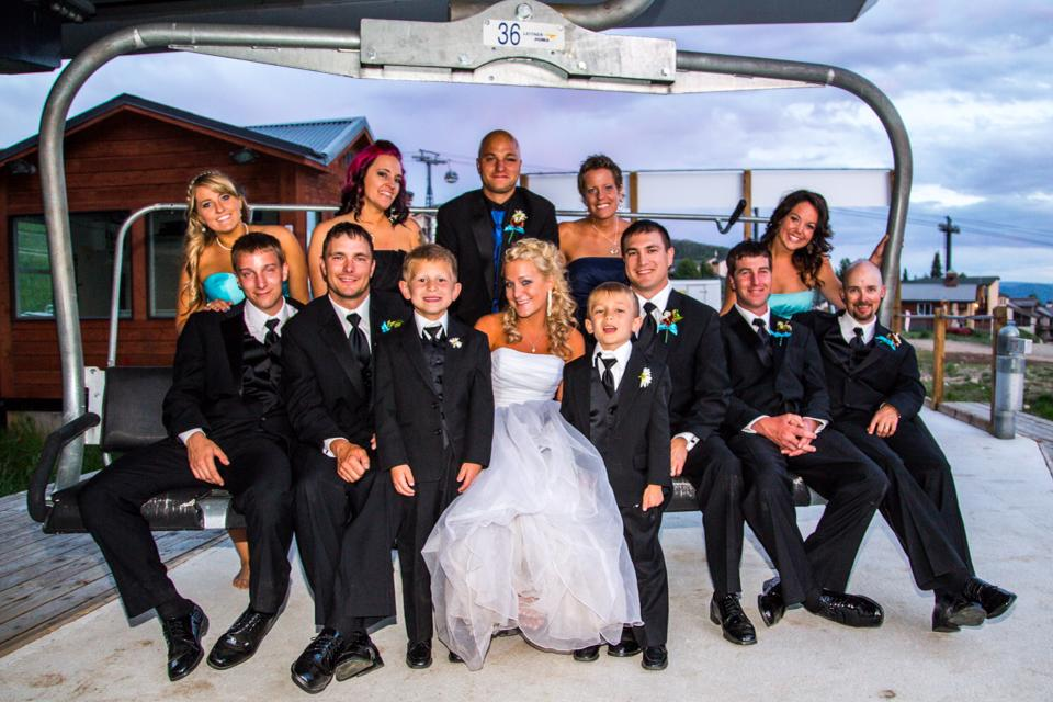 Heather Jette and Tyson Jolliffe tied the knot June 15. Submitted by: Heather Jolliffe