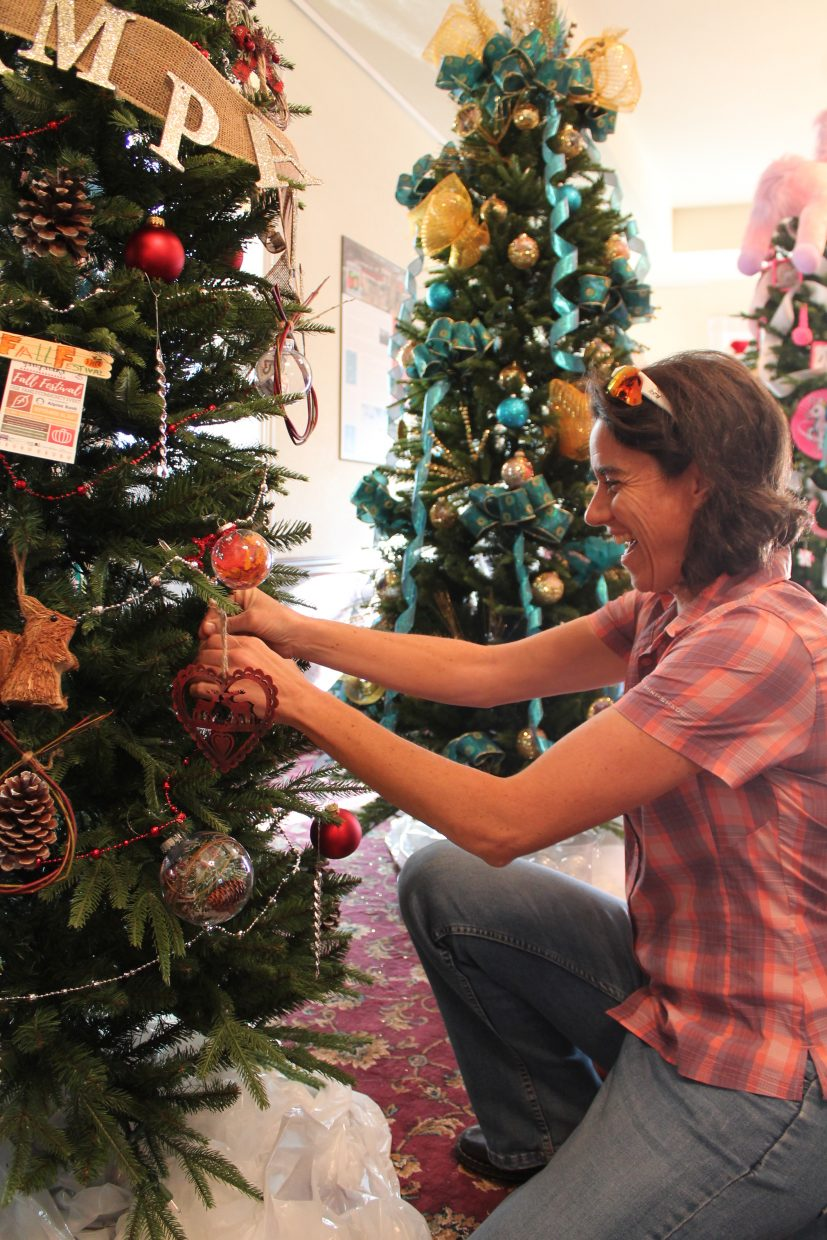 Preview of Festival of Trees.