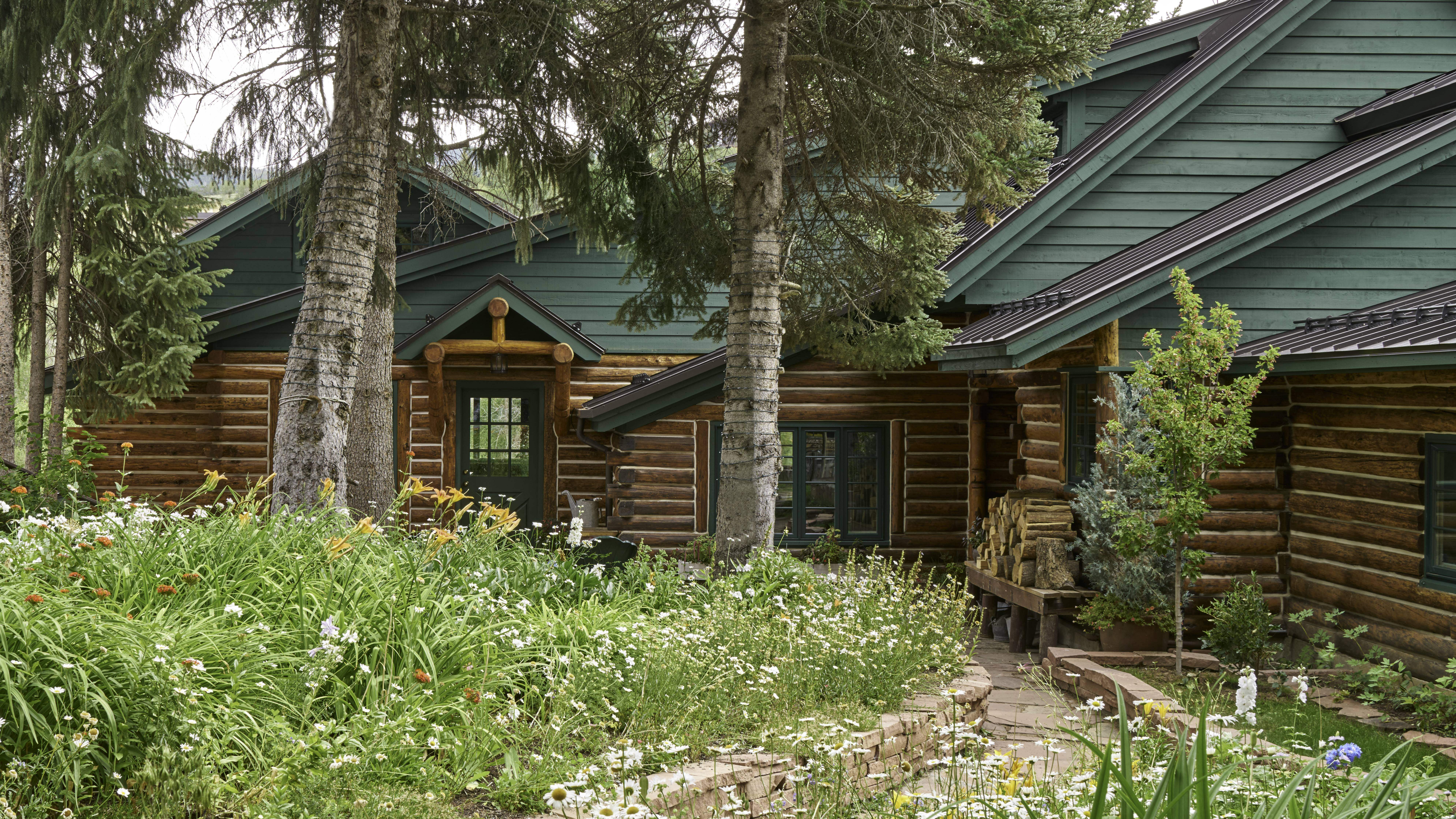 The Jenkins Home: Merging the past with the present   SteamboatToday.com