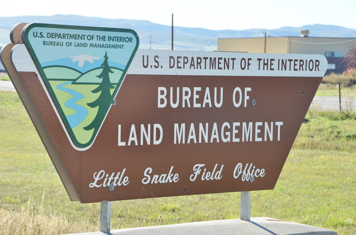 Could western colorado be the future home of blm for Bureau land management