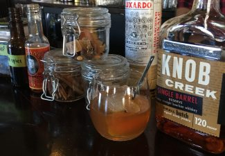 RECIPE: Truffle Pig's old fashioned