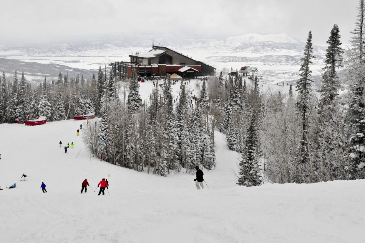 Steamboat Ski and Resort Corp. embarked on a new chapter in its 54-year history in April with the news that it, with the other resorts owned by Intrawest would be purchased by a new company being formed by KSL Capital Partners, LLC, owners of the Squaw Valley, and the Henry Crown Family, which owns ski resorts in Aspen.  The sale price was about $1.5 billion.