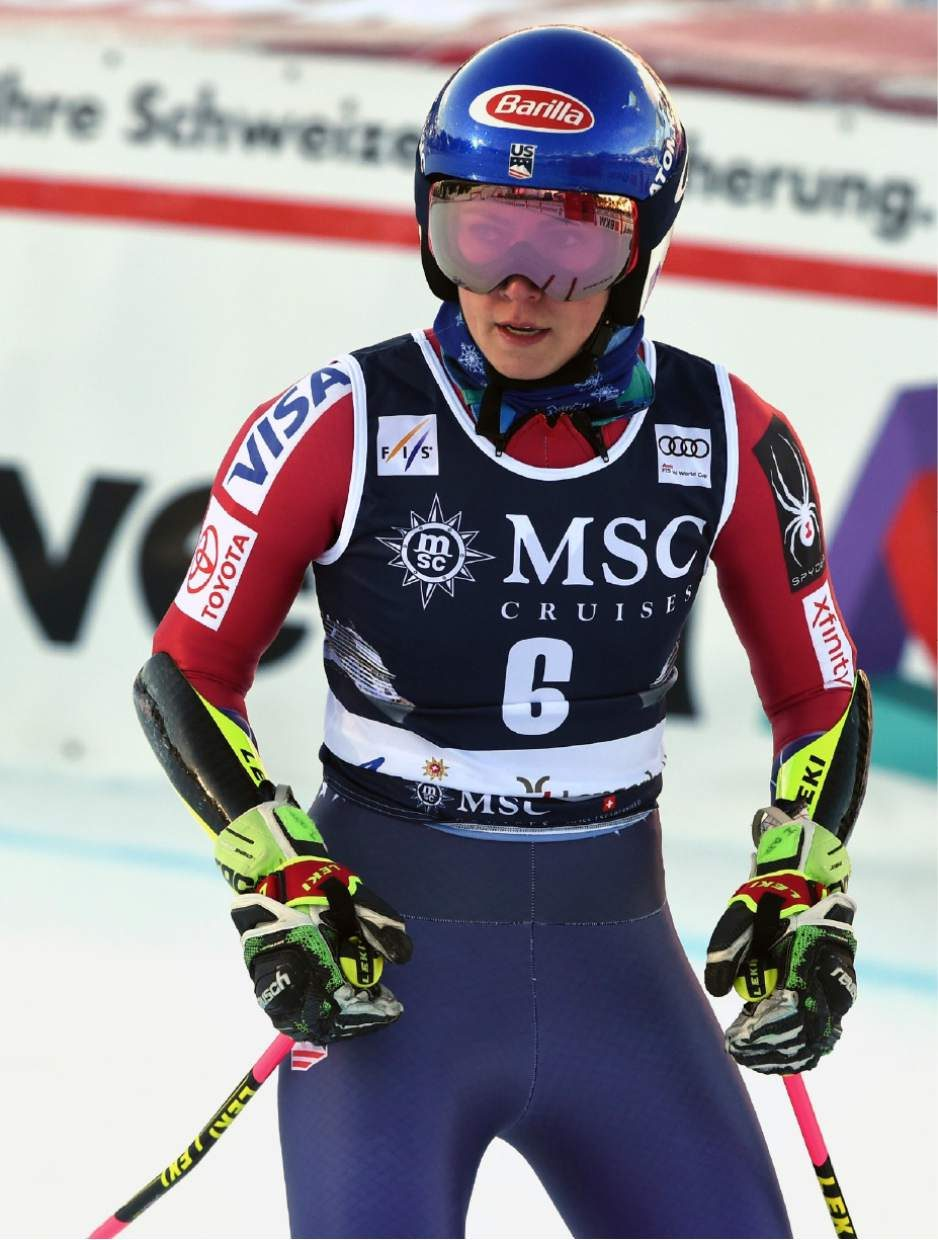 Worley edges Rebensburg in WCup giant slalom