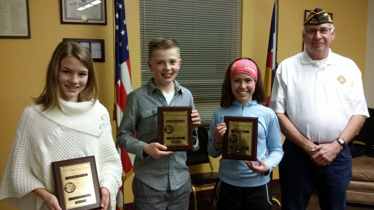 vfw winning essays Vfw auxiliary patriot's pen scholarship essay contest winners each year the  vfw sponsors a patriotic writing contest for students enrolled in.