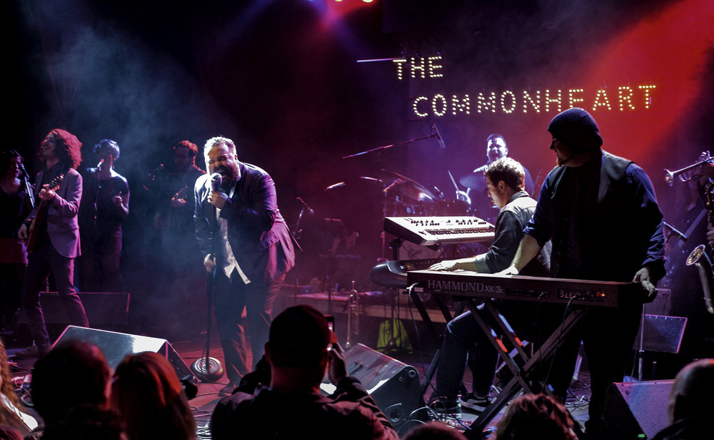 The Commonheart plays at Steamboat Resort