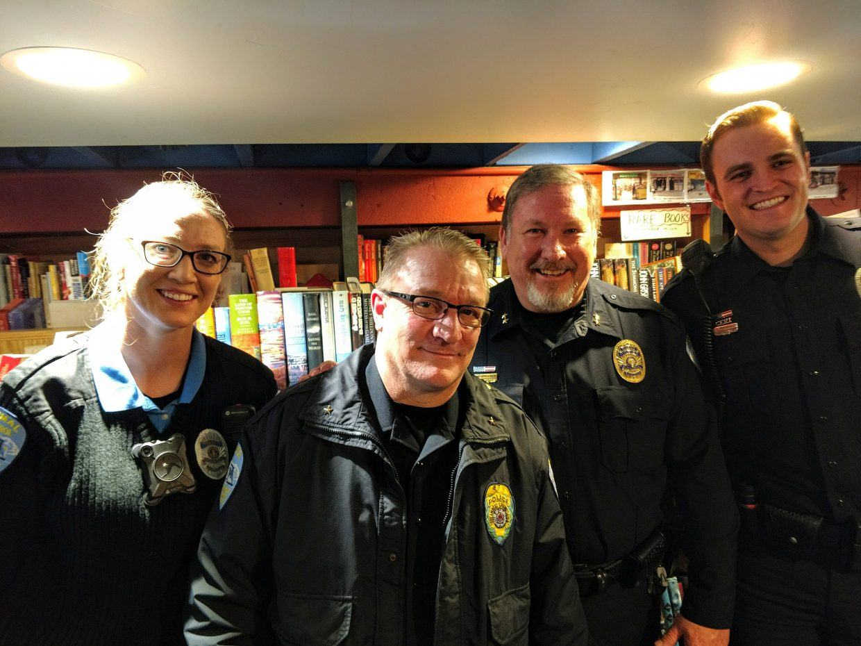 Coffee With A Cop At Off The Beaten Path
