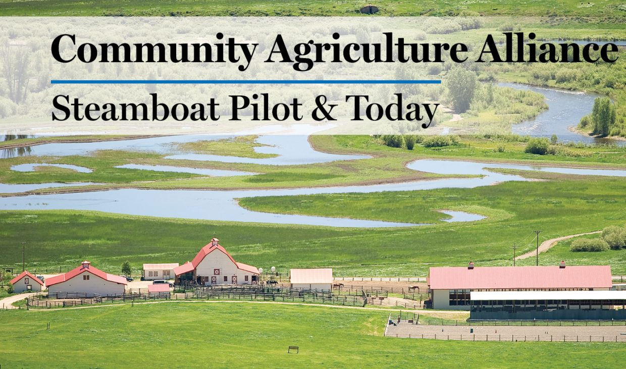 Community Ag Alliance: Conservation easements preserve open landscapes
