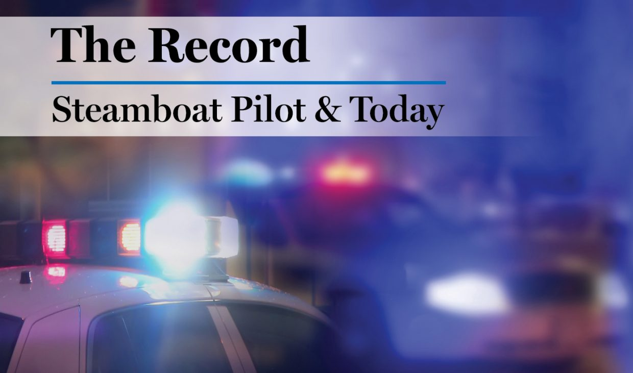 Pot smoke coming from vehicle: The Record for Friday, April 19, 2019