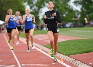 Sailors track competes at St. Vrain Invitational