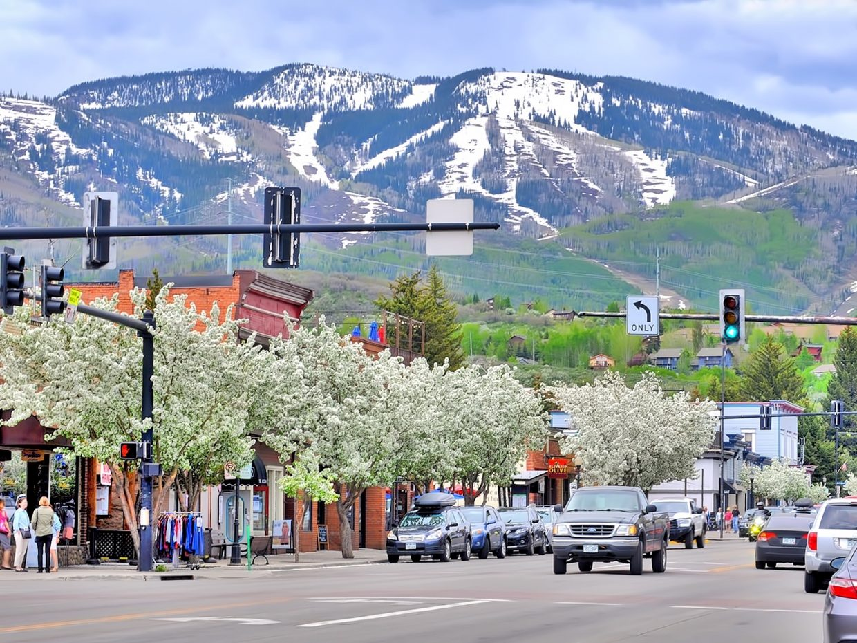 Spring in Steamboat