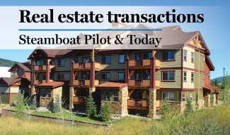 Routt County real estate sales total $12.1M for May 31 to June 6, 2019