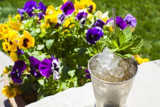 RECIPE: Cloverdale's Kentucky Derby mint julep