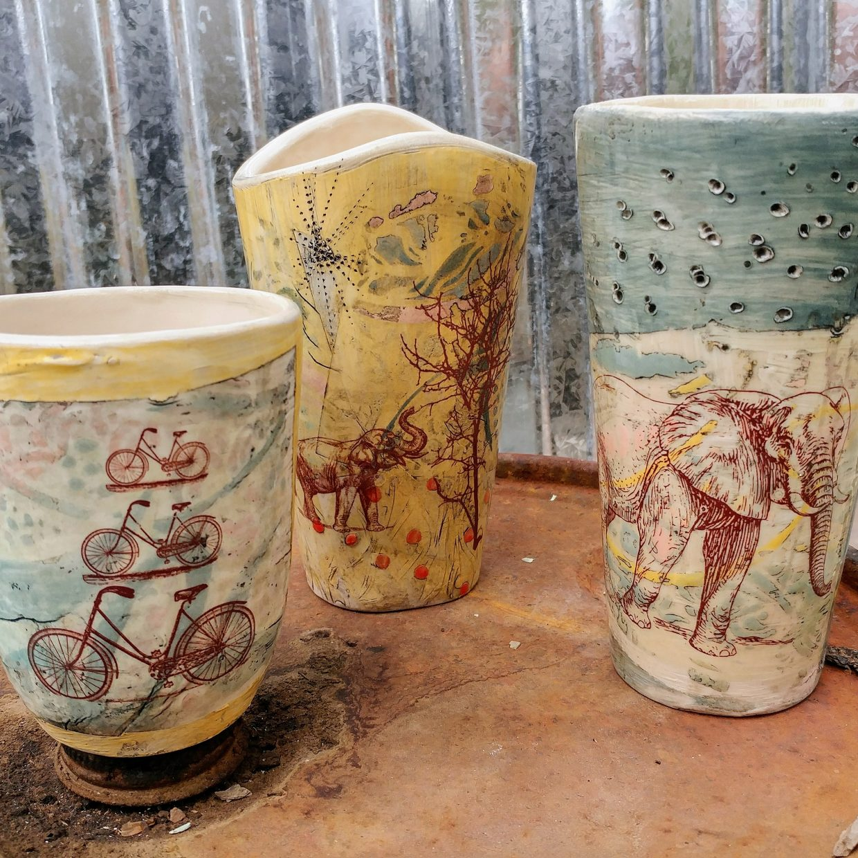 Based out of Oak Creek, Sherry Murphy Ceramics will be a vendor at the Steamboat Springs Farmers Market again this year.