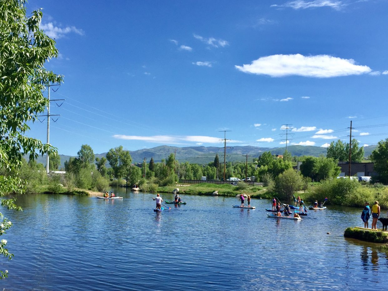 Field Day, Steamboat style