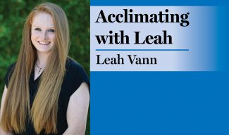 Acclimating with Leah: A season of learning how to cover Winter Sports