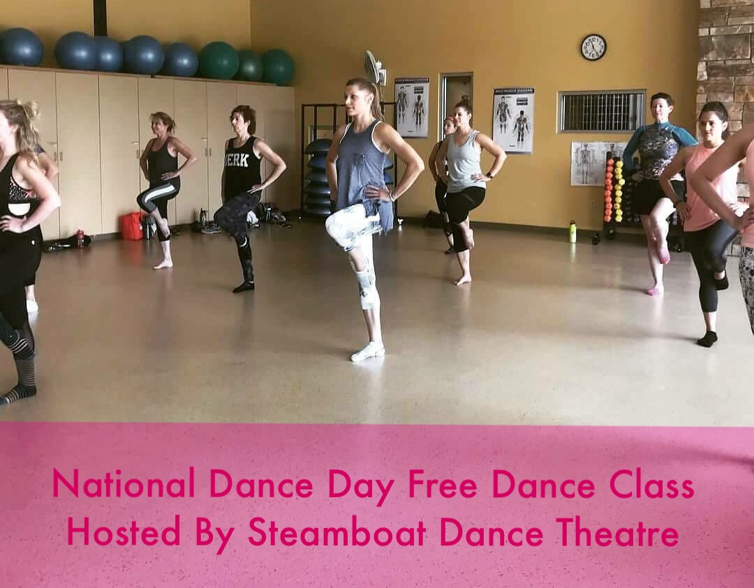 Photos from National Dance Day!