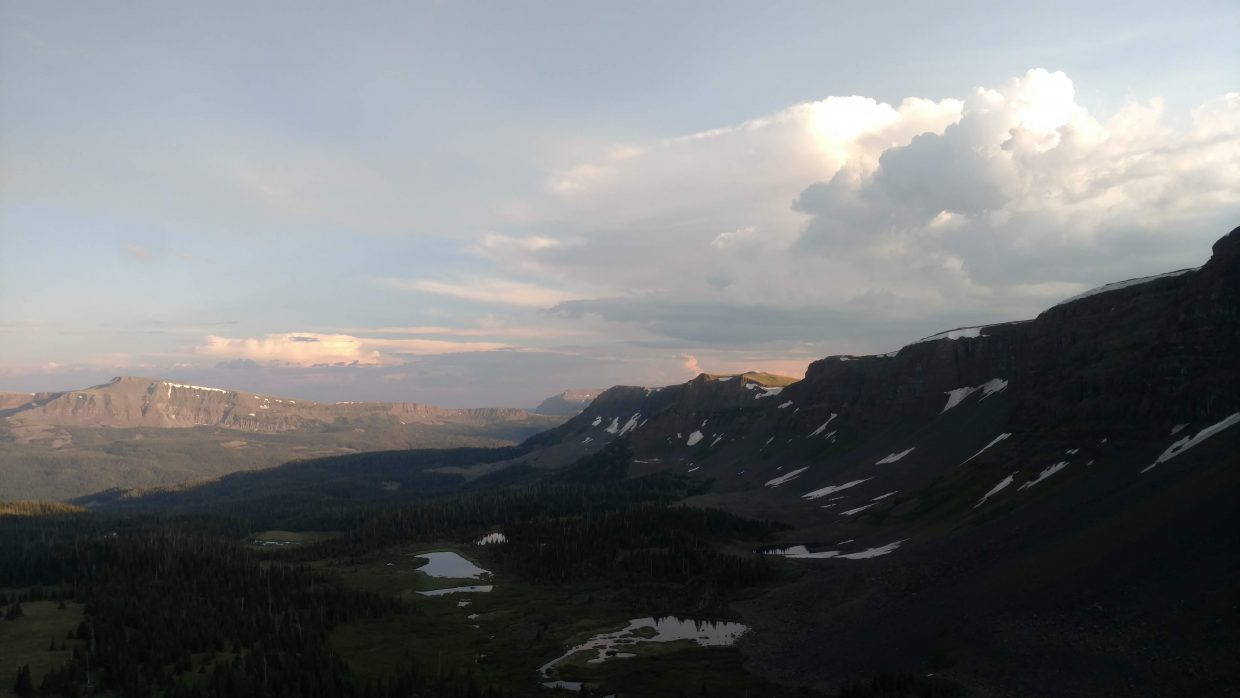A reader shares shots from Mandall Creek to the Devil's Causeway in the Flat Tops Wilderness Area.