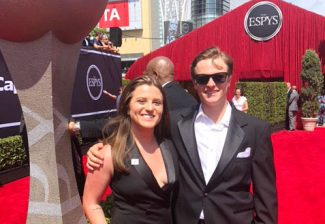 Steamboat Olympian Arielle Gold takes in ESPYs experience
