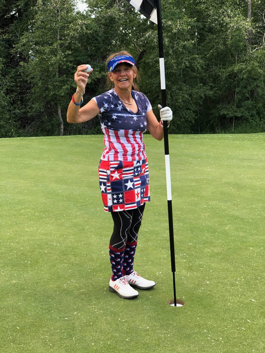 4th of July Hole In One