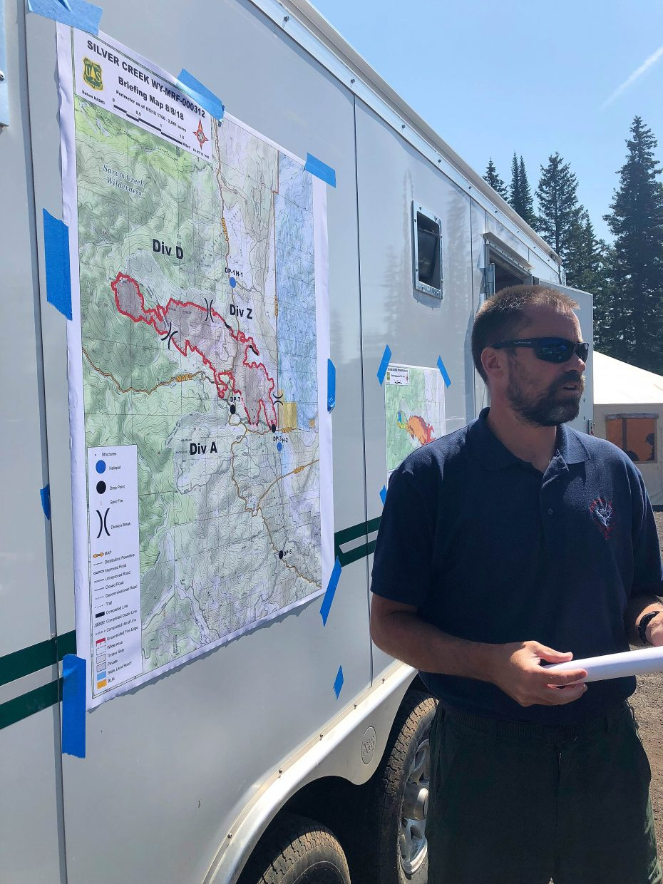 Digging Line Getting Dirty Cements Friendships Among Wildland