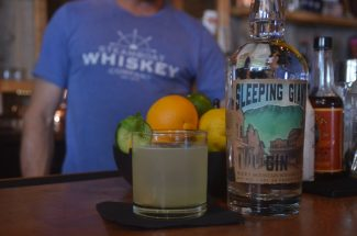 RECIPE: Steamboat Whiskey Co.'s Field of Dreams
