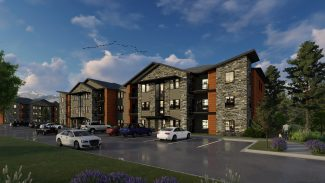 Yampa Valley Housing Authority breaks ground on Alpenglow Village, its latest affordable housing complex