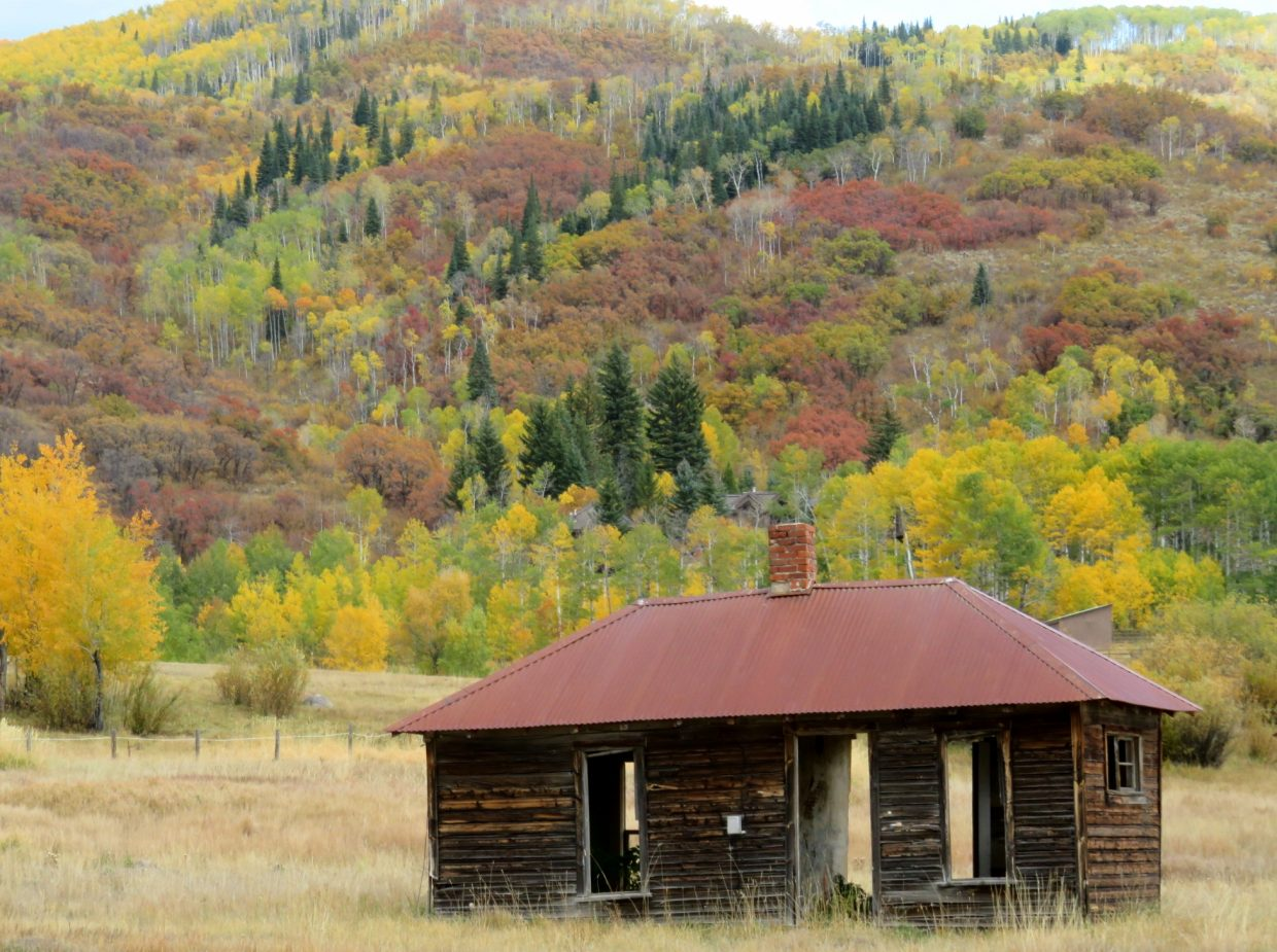 Strawberry Park in Routt County.