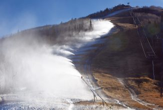 Snowmaking crews get back to work as Steamboat Resort prepares for Opening Day