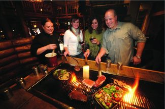 Zest: Create memories at the fun-filled 8th Street Steakhouse
