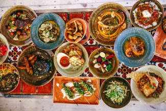 Zest: Bésame's Latin flavors take you on an intercontinental journey