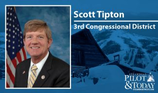 Tipton defeats Mitsch Bush in 3rd Congressional District race