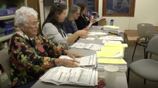 VIDEO: Election night in Routt County