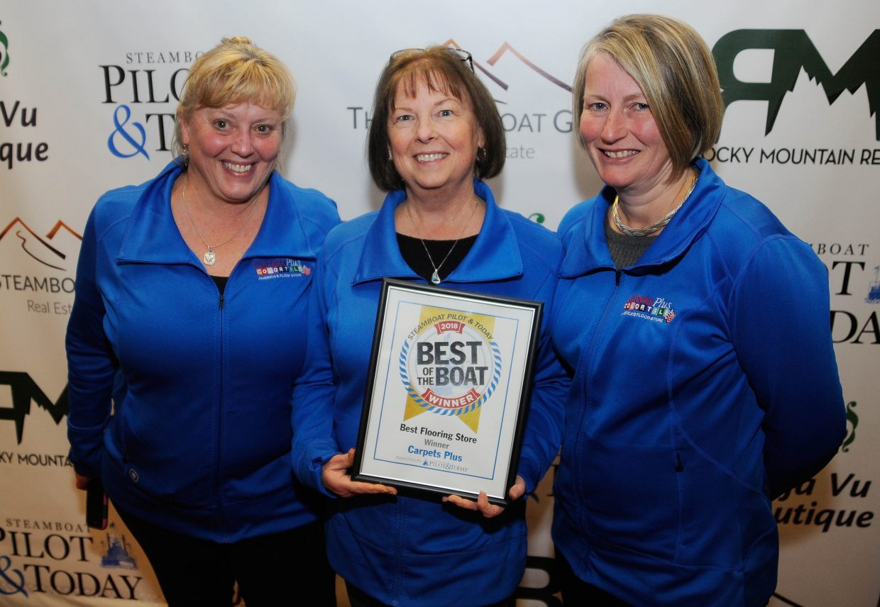 Best Flooring Store: Carpets Plus