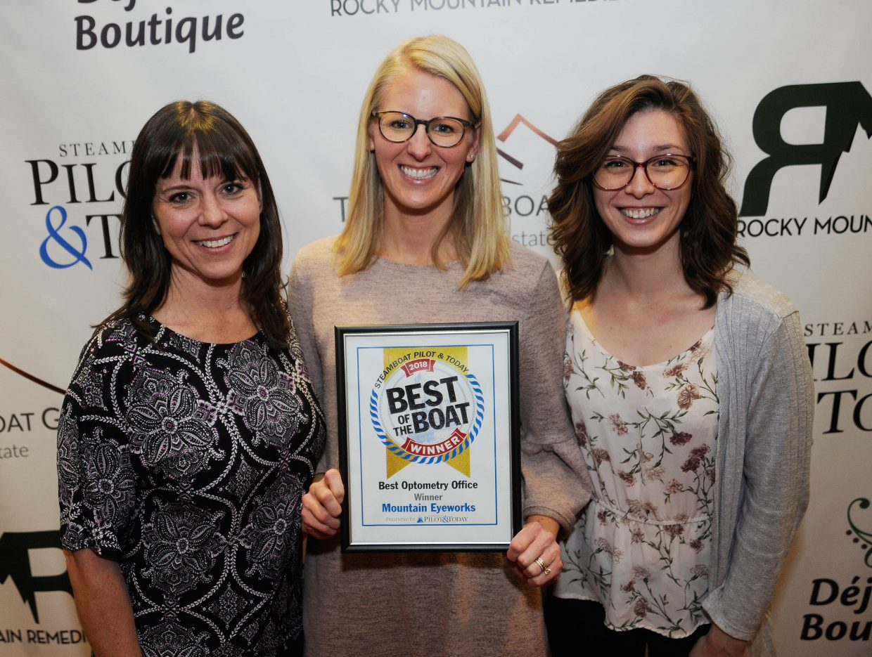 Best Optometry Office: Mountain Eyeworks