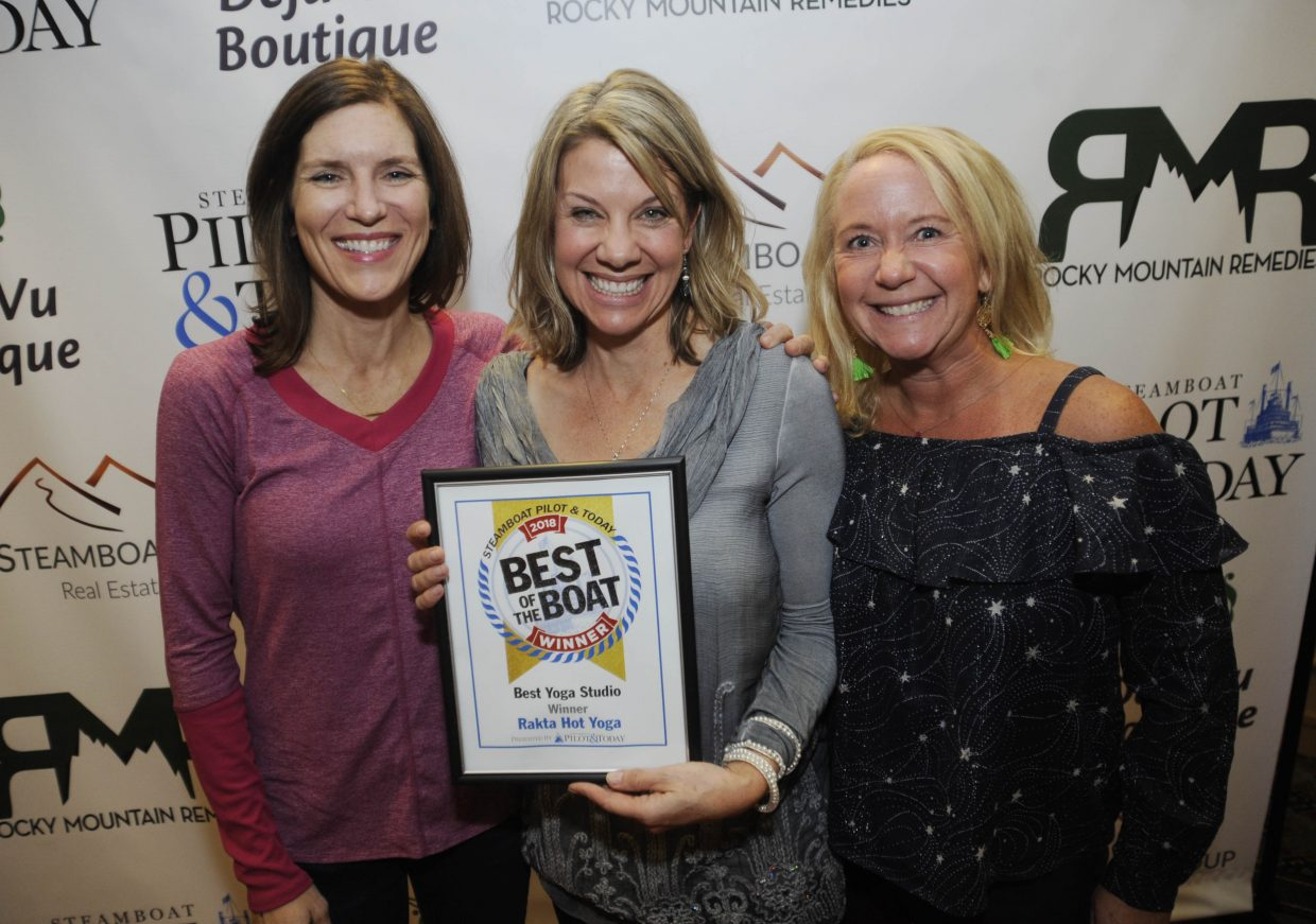 Best Yoga Studio: Rakta Hot Yoga
