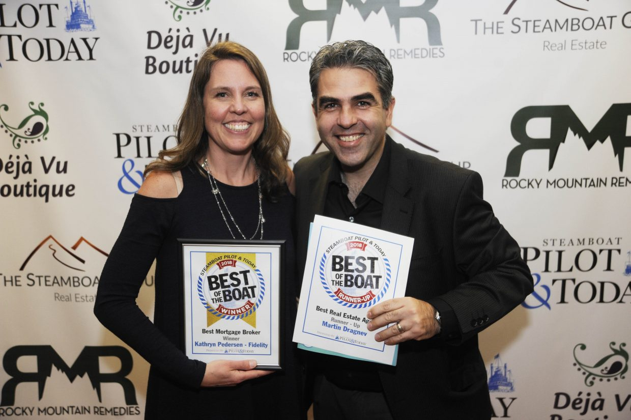 Best Mortgage Broker: Kathryn Pedersen Mortgage - Fidelity Mortgage and Martin Dragnev