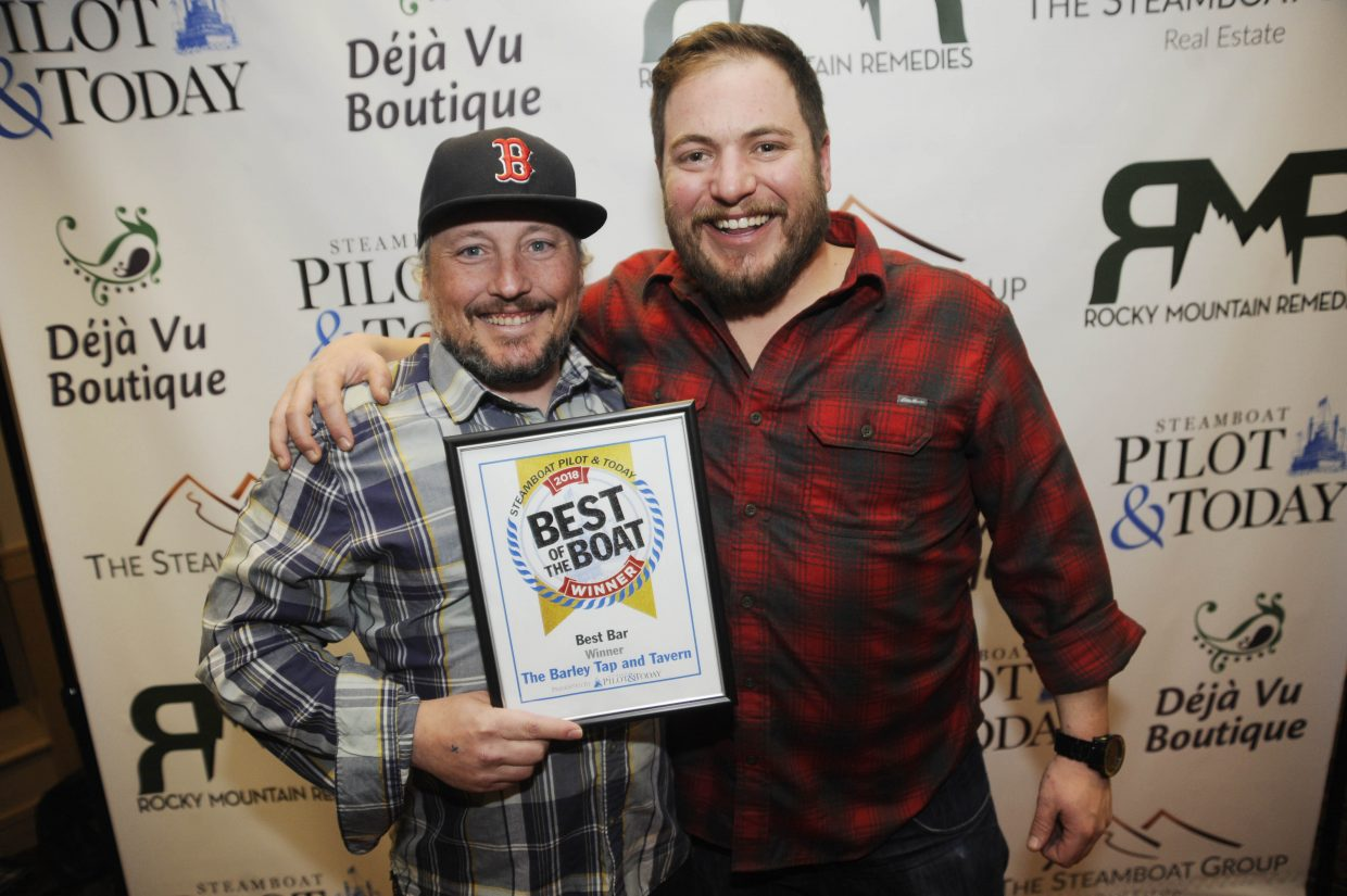 Best Bar: The Barley Tap and Tavern with Rob Day and Justin Keys