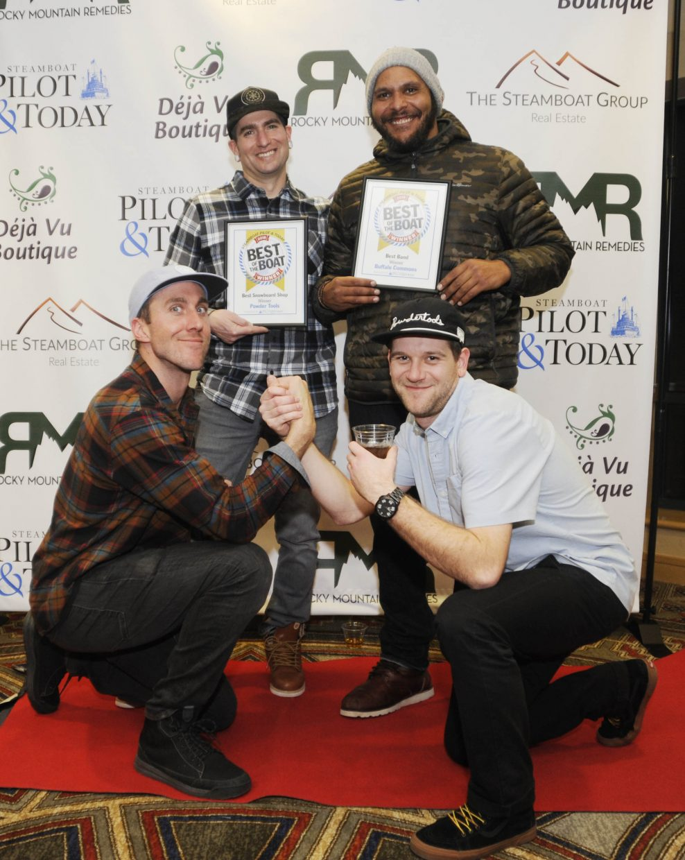 Best Snowboard Shop: PowderTools Best Band: Buffalo Commons