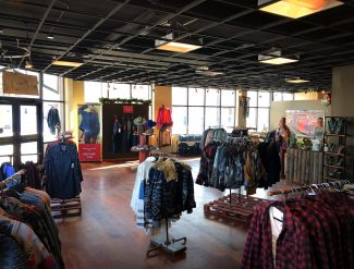 Woolies Quality Clothier is popping up once again in Steamboat Springs