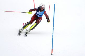 NCAA Alpine skiers earn cash prizes under the lights of Holiday Classic at Steamboat's Howelsen Hill