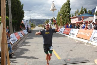 Steamboat's TJ Thrasher tackles the Patagonman triathlon in Chile