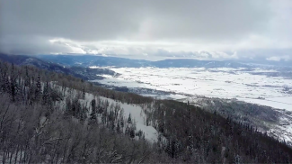 VIDEO: The powder keeps coming to Steamboat Springs