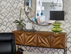 Embrace the pizzazz: Mix up your home decorating with bold patterns and colors